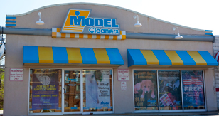 Bethel Park Model Cleaners Store Front