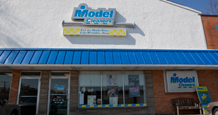 Bridgeville Model Cleaners Store Front