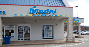 Greensburg Model Cleaners Store Front