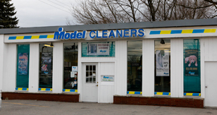 Greentree Model Cleaners Store Front