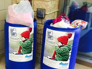 """Last week brought in 374 additional """"Coats For Kids"""" to be cleaned for Free by Model Cleaners and delivered to local Salvation Army offices"""