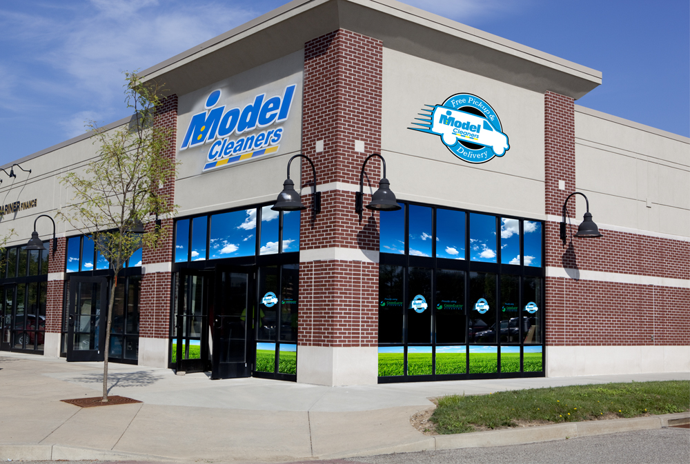 Model's Newest Environmentally Friendly, Same Day Dry Cleaning Store in Cranberry