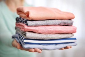 folded laundry services